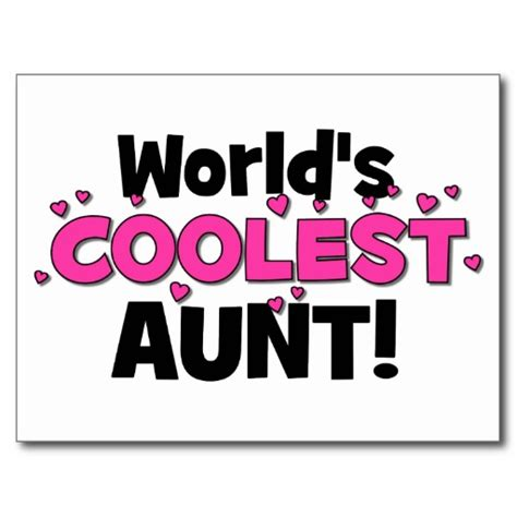 Worlds Best Auntie best quotes quotesgram
