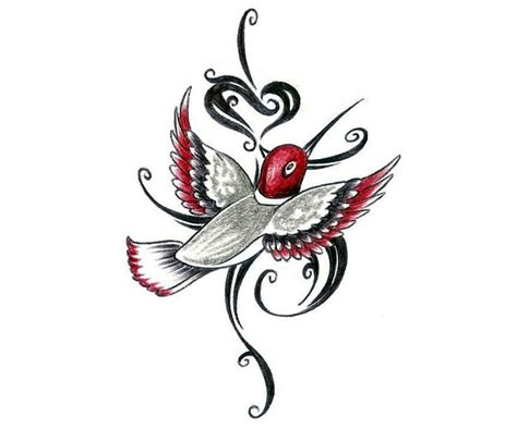 tribal hummingbird tattoo designs hummingbird images designs