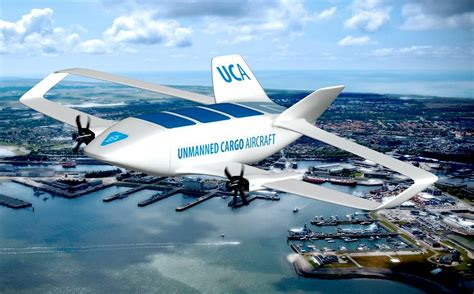 air freight technology unmanned cargo aircraft