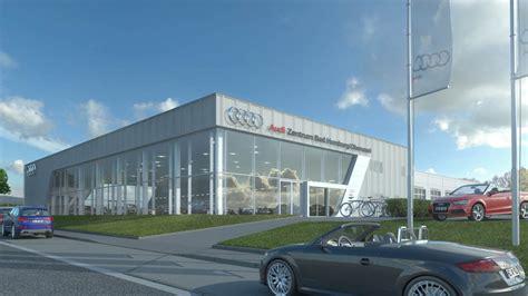 Autohaus Audi by Marnet Gruppe Baut Neues Audi Zentrum Autohaus De