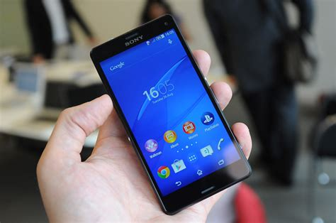 Sony Z3 Mini Compact sony s xperia z3 compact represents what all mini phones