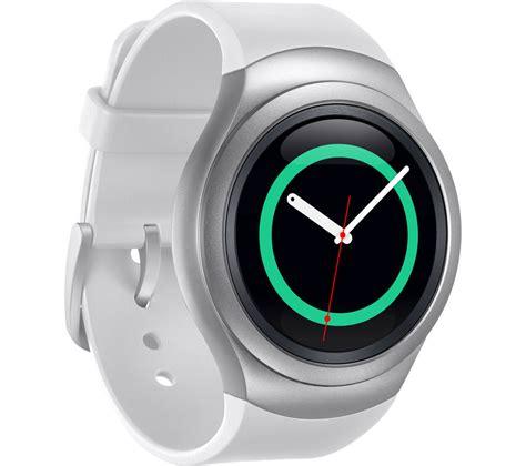Smartwatch Samsung S2 Samsung Gear S2 Smartwatch Silver Deals Pc World