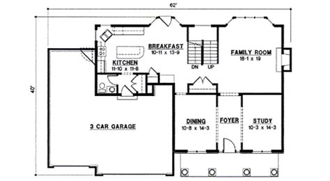 2700 sq ft house plans southern style house plan 4 beds 3 baths 2700 sq ft plan