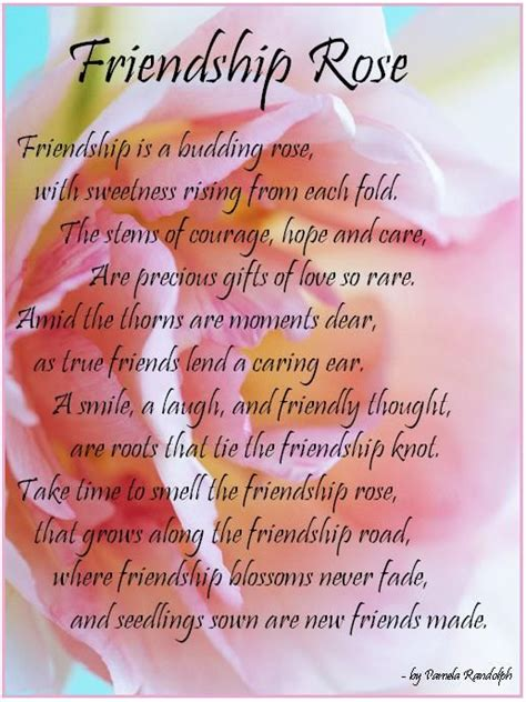 poem for friend 25 best ideas about friendship poems on