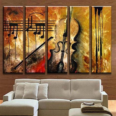 Decorative Paintings For Living Room by Aliexpress Buy Painted Paintings For