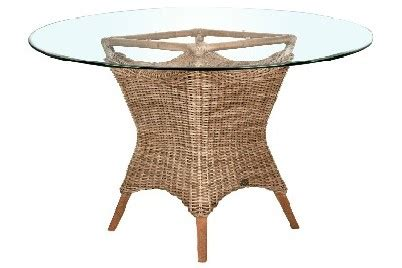 unique bases for patio glass table tops