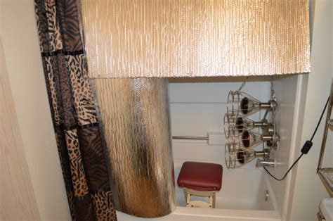 how to turn bathroom into sauna converting your shower into a sauna go healthy next