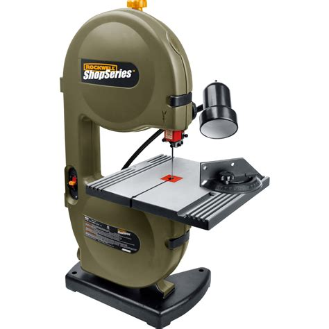 bench band saws for sale shop shop series by rockwell 9 in 2 5 amp stationary band saw at lowes com