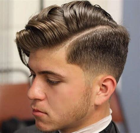 asymmetrical haircuts for boys image result for asymmetrical taper haircuts for men