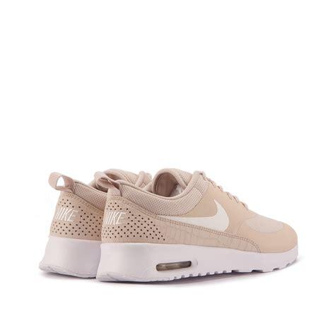 Nike Air Max Thea nike wmns air max thea oatmeal 599409 105