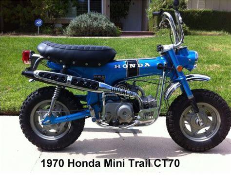 Ruby 5 70 Ct 1970 honda mini trail ct70 refrigerator tool box magnet