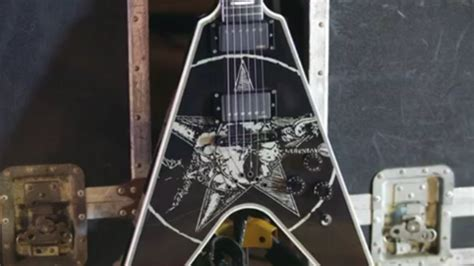 aborted guitar rig testament guitarists and bassist featured in touring rig