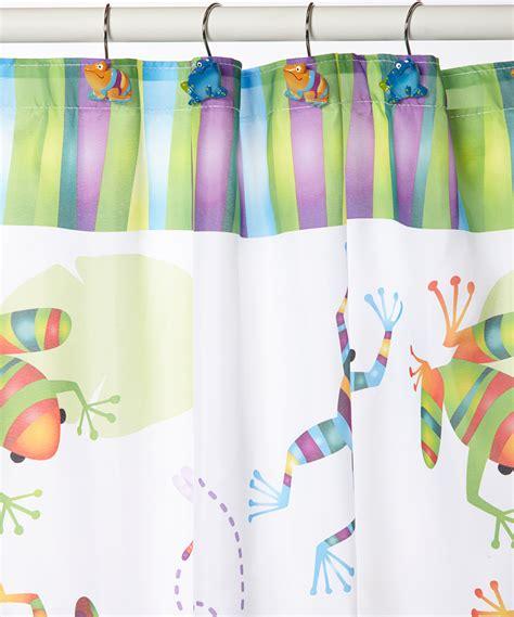Frog Shower Curtains Frog Shower Curtain Set Curtain Menzilperde Net