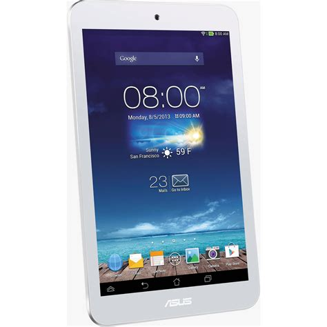 Tablet Asus 16gb asus 16gb memo pad hd 8 tablet white me180a a1 wh b h photo
