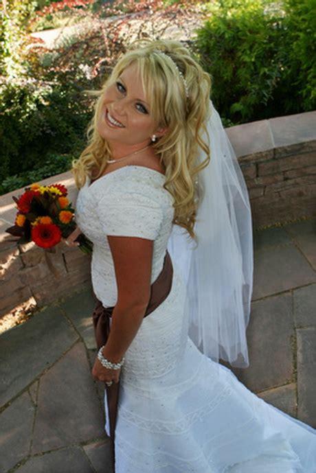 Brautfrisur Mit Schleier Offen by Hochzeitsfrisuren Haare Offen