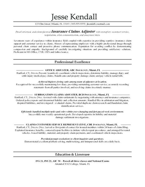 insurance underwriter resume sle insurance underwriter resume thevillas co
