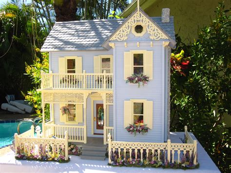 dollhouses by robin carey east dollhouse