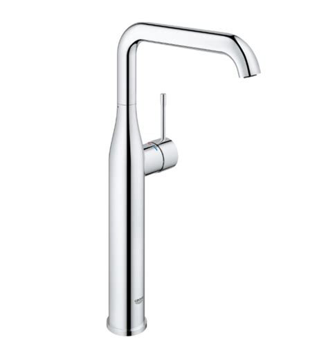 Grohe Essence Kitchen Faucet Grohe 23538001 Essence New Single Hole Bathroom Faucet In