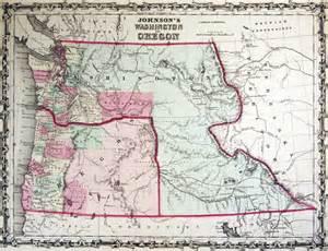oregon idaho map various maps