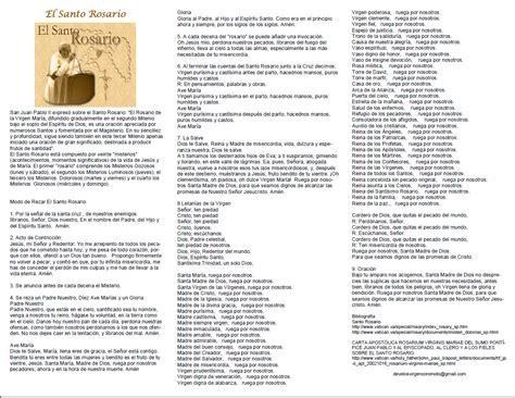 santo rosario completo para difuntos reli en quot los dragos quot santo rosario su origen y su historia
