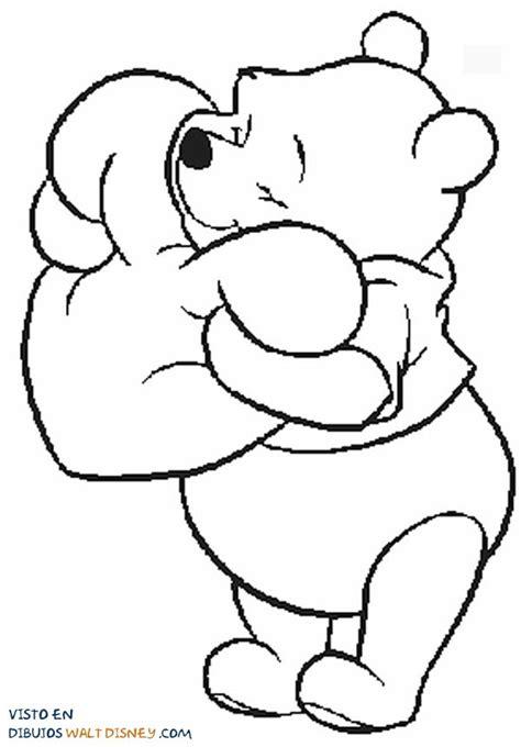 imagenes de winnie pooh con un corazon winnie the pooh abraza un coraz 243 n