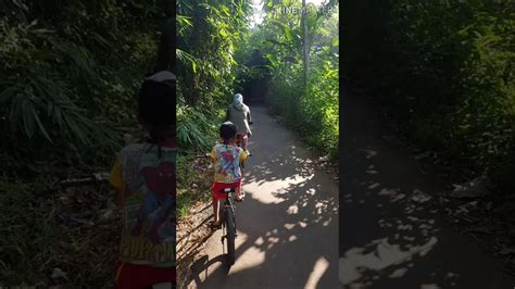 gowes pagi youtube