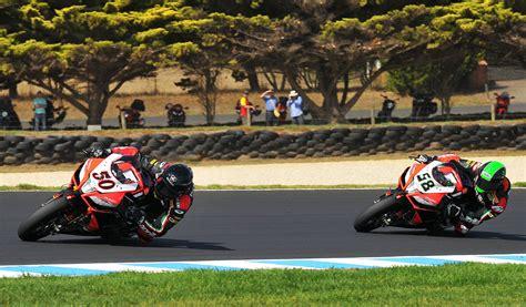 Motorcycle Apparel Phillip Island by Wsbk 2013 Phillip Island Race Report Motorcycle News