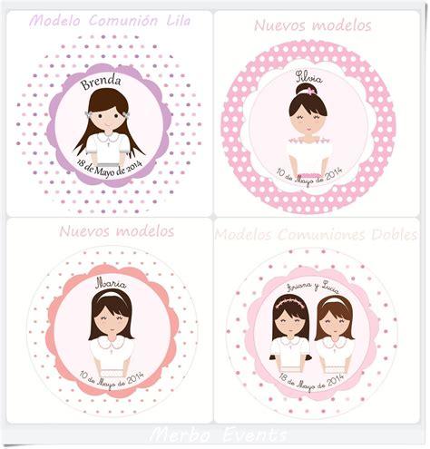 etiquetas para imprimir de comunin gratis modelos dise 241 os personalizados de comuniones ni
