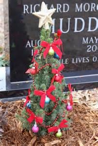 solar christmas trees for graves myideasbedroom com