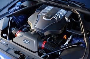 Hyundai V8 Engine 2015 Hyundai Genesis Sedan V8 Engine Photo 34