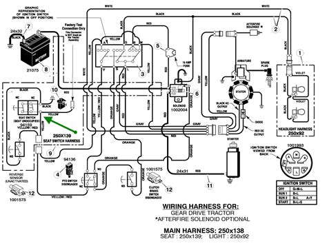 wiring diagram for lx172 deere mower wiring free