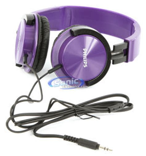 Philips Lightweight Headphone Dj Style Shl 3060 Garansi Original philips shl3000pp adjustable dj style headband headphones purple