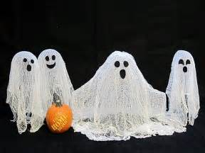 Cheesecloth Halloween Decorations Gallery For Gt Cheesecloth Ghosts