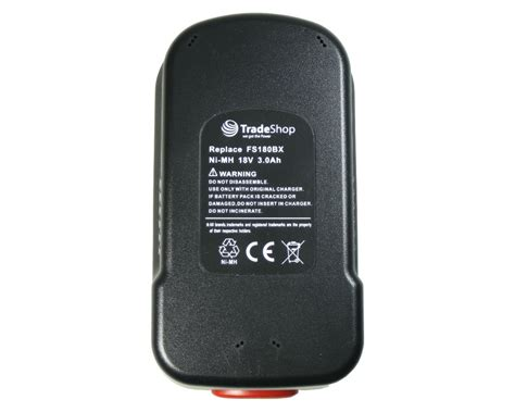 Powerbank Philips 10400mah Black akku 18v 3000mah nimh f 252 r black decker firestorm kc181f