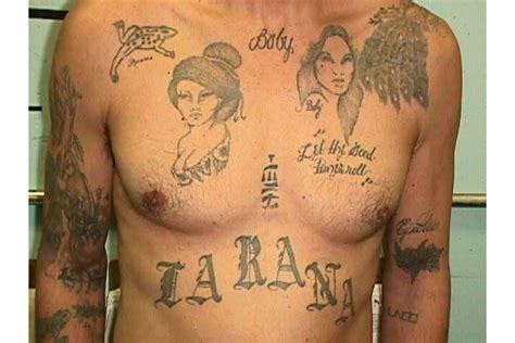 mexican prison tattoos photo 8 prison and ink symbols photo gallery