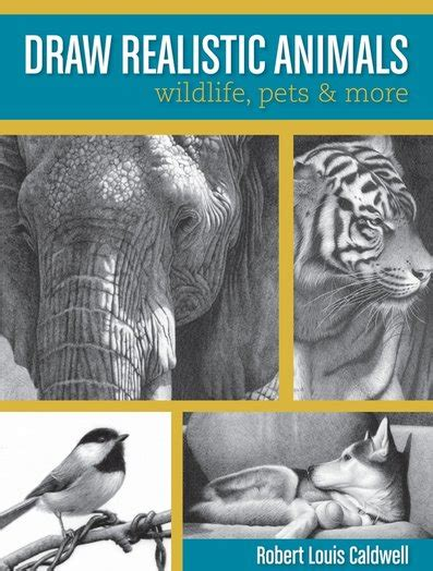 L Drawing Book by Draw Realistic Animals Book By Robert