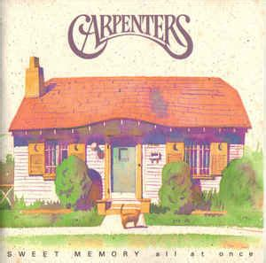 Sale Mukena Hello Sweet Memories carpenters sweet memory all at once cd at discogs