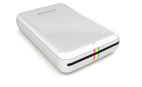 mobile polaroid printer polaroid zip mobile instant printer white