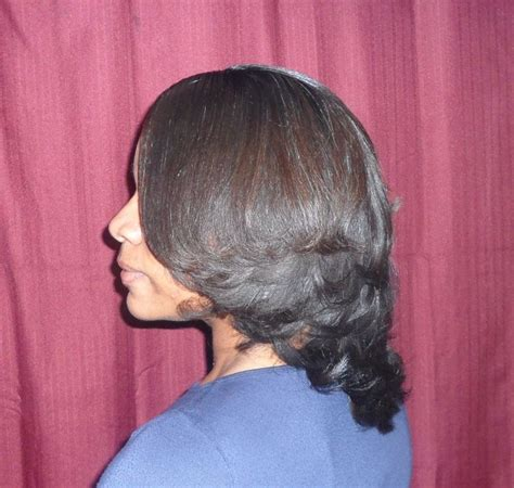 percision natural hair cut salon new york 17 best images about virgin relaxer makeover on pinterest