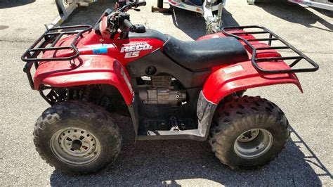 2004 honda recon 250 for sale page 942 new used recreation utility motorcycles for