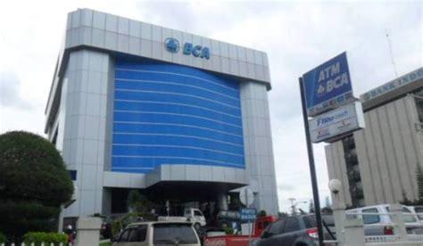 Balon Sablon Kantor Bank Bpr Bekasi bca siap tambah 40 kantor cabang baru infobanknews