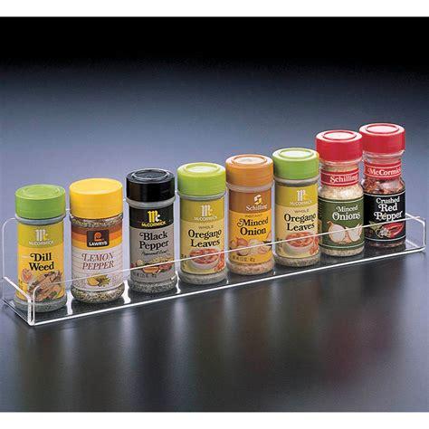 Spice Rack With Spices Acrylic Spice Rack In Spice Racks