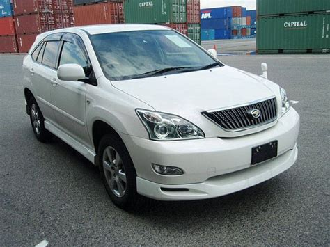 harrier lexus 2005 2005 toyota harrier for sale