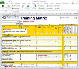 safety matrix template employee safety matrix template excel excel