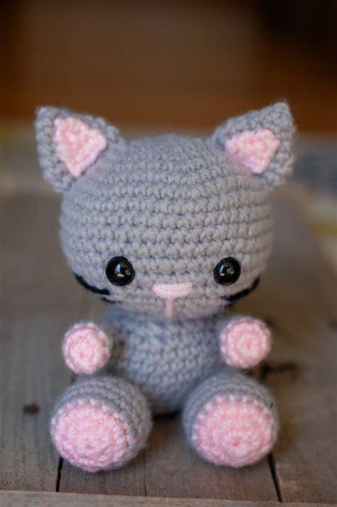 pattern cat crochet pattern crochet cat pattern amigurumi cat by
