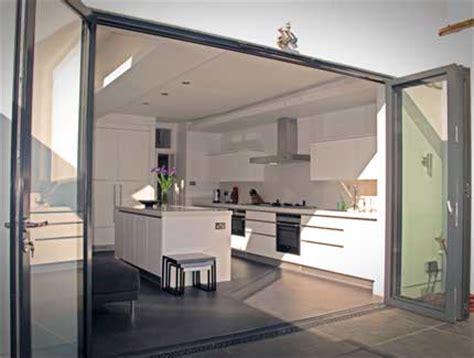 Sliding Door Kitchen Cabinets by Aluminium Bifold Doors Get Instant Bifold Door Quote Now