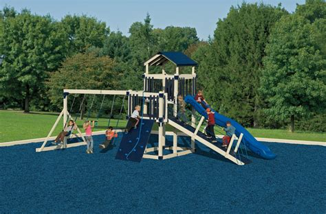 swing set with bridge discovery depot playset package with bridge d59 3