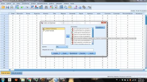 tutorial spss tutorial spss youtube
