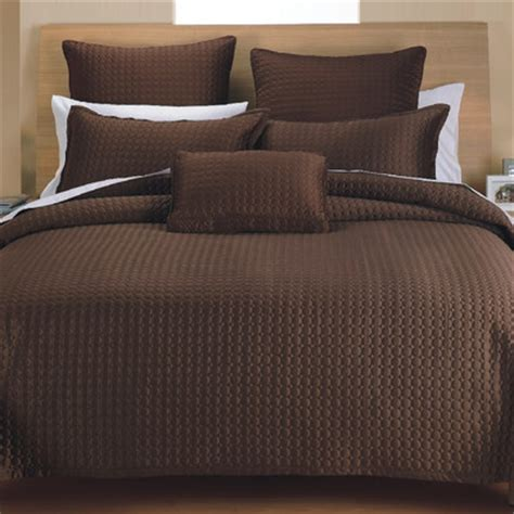 brown quilted bedding set wayfair