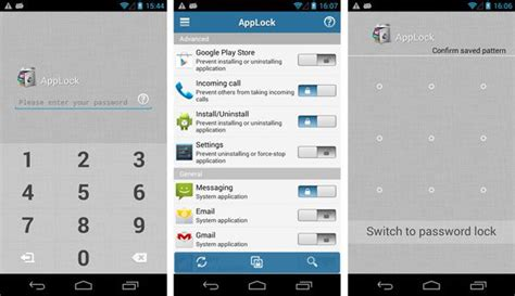 password protect apps android 10 best applock for android app locker to password protect apps